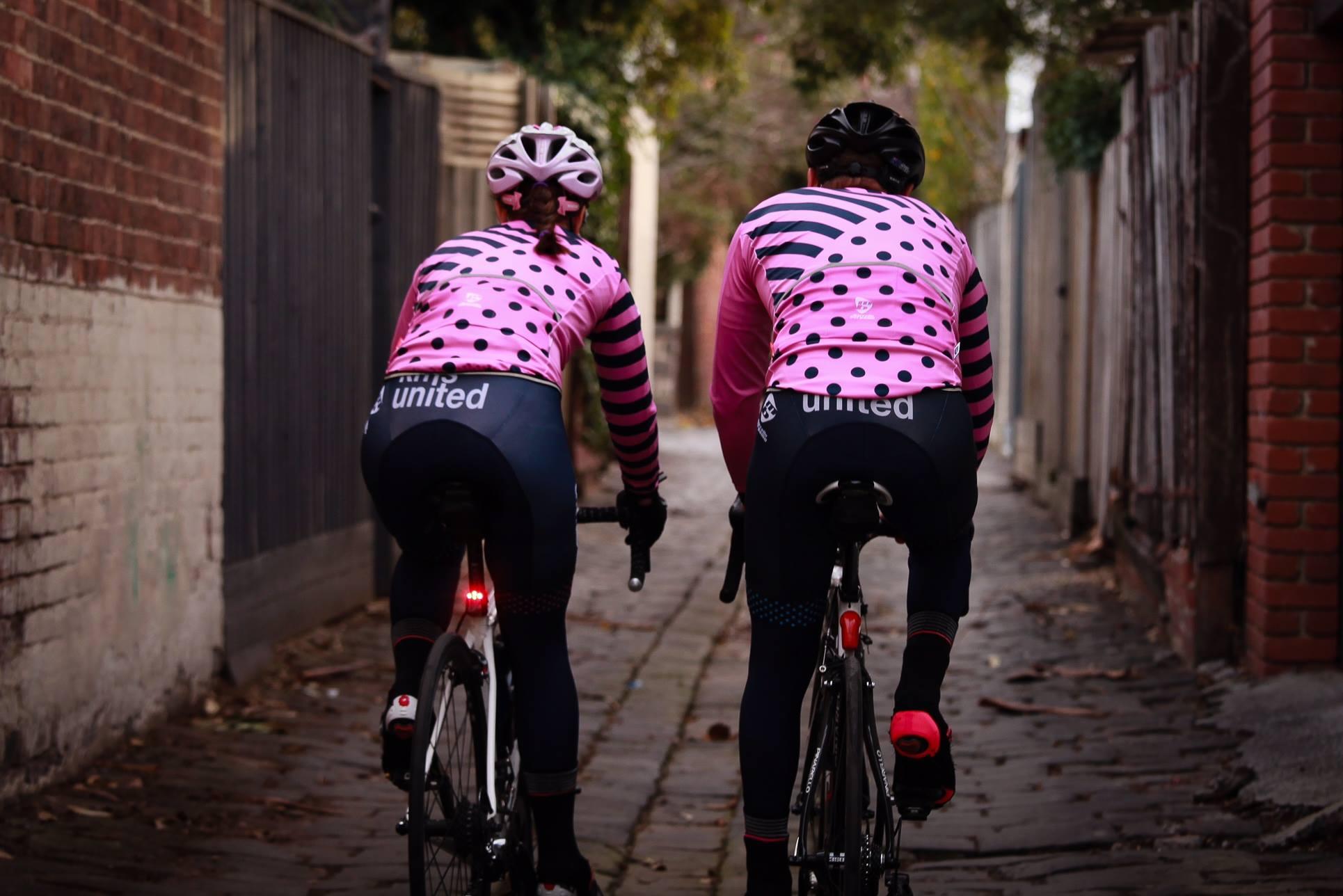 Custom Cycling Apparel